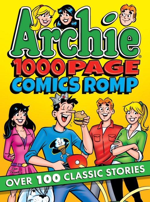 Archie 1000 Page Comics Romp #1 - TPB