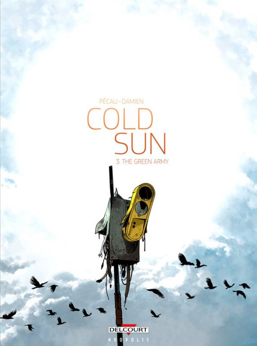 Cold Sun #3 - The Green Army