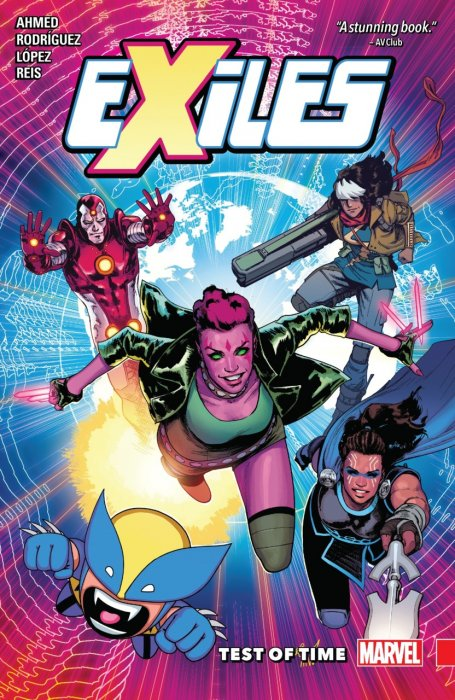 Exiles Vol.1 - Test Of Time