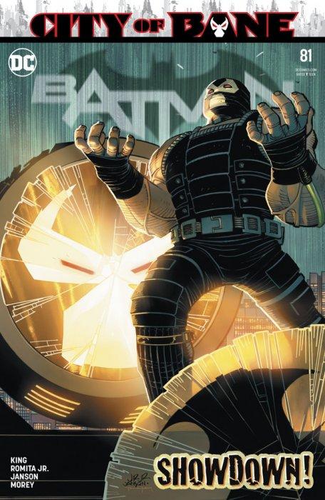 Batman Vol.3 #81