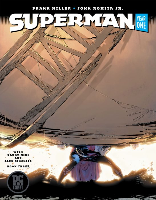 Superman - Year One #3