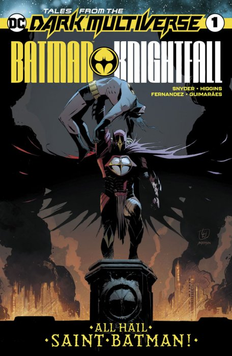 Tales From The Dark Multiverse - Batman Knightfall #1