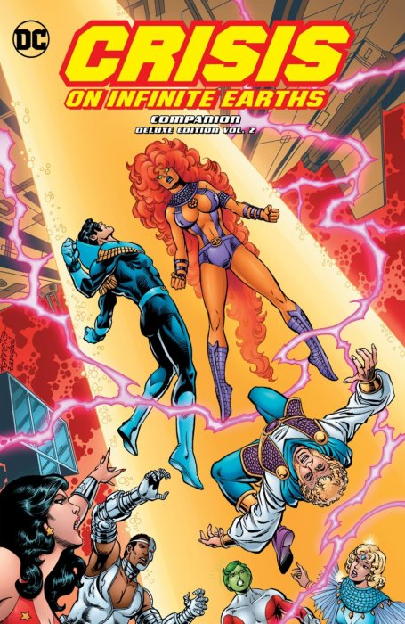 Crisis on Infinite Earths Companion Deluxe Edition Vol.2