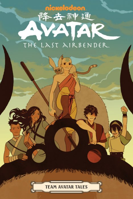 Avatar - The Last Airbender - Team Avatar Tales #1 - GN