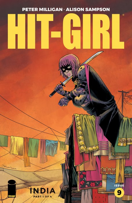 Hit-Girl Season 2 #9