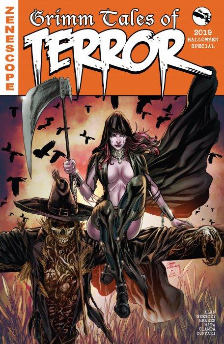 Grimm Tales of Terror 2019 Halloween Special #1