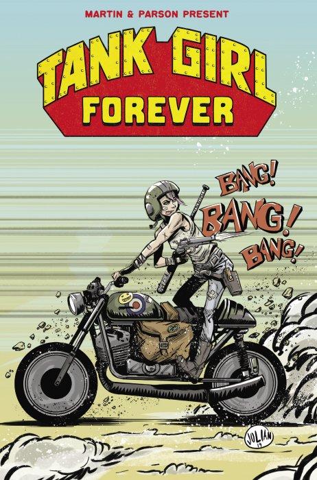 Tank Girl #7 - Tank Girl Forever 3