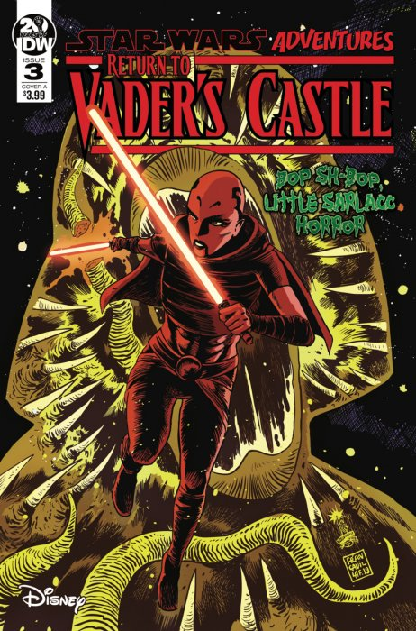 Star Wars Adventures - Return to Vader's Castle #3