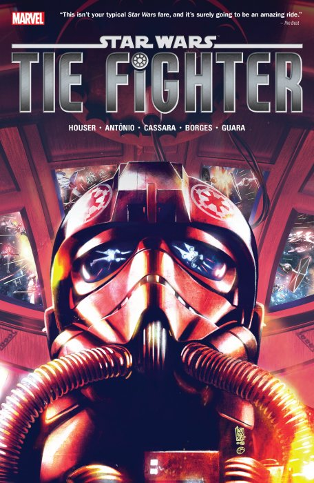 Star Wars - Tie Fighter #1 - TPB