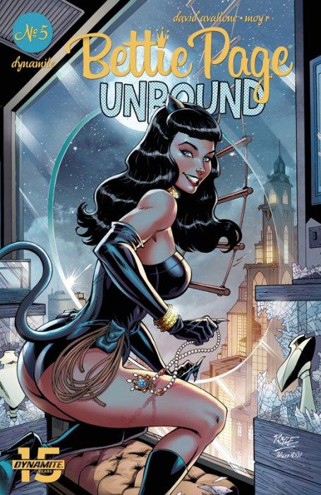Bettie Page - Unbound #5