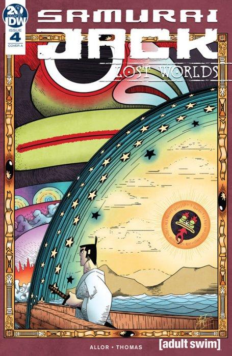 Samurai Jack - Lost Worlds #4