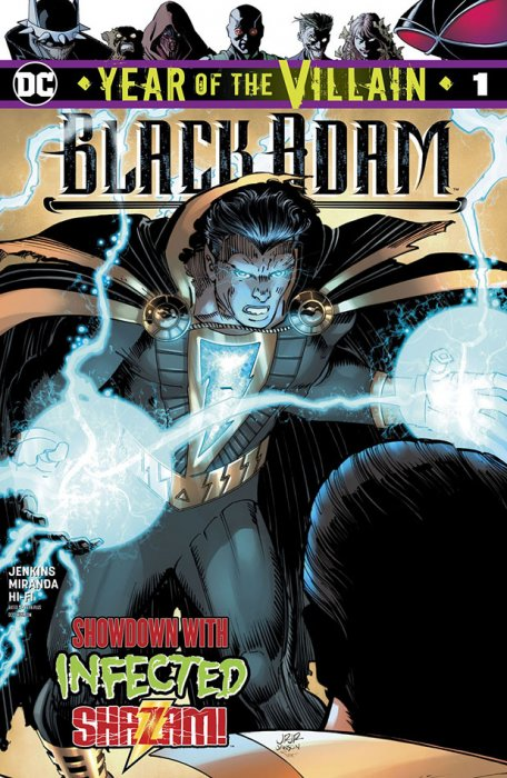 Black Adam - Year Of The Villain #1