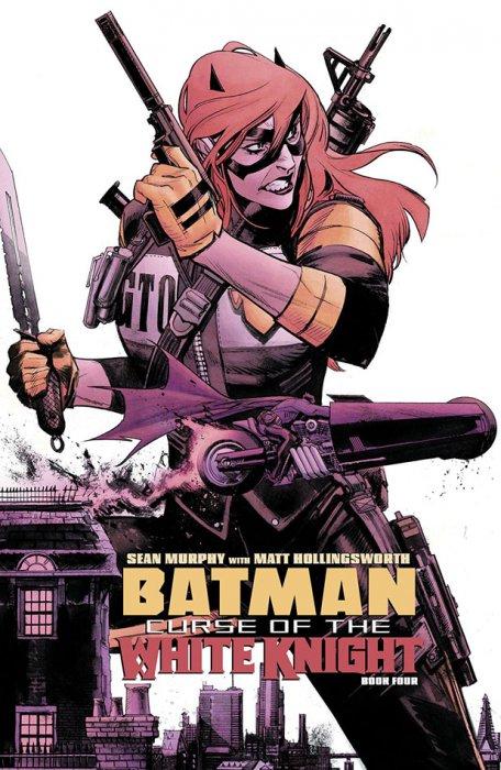 Batman - Curse Of The White Knight #4