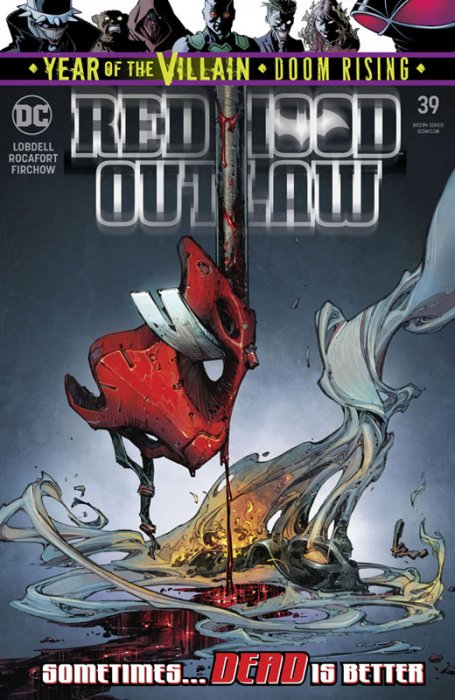 Red Hood - Outlaws #39