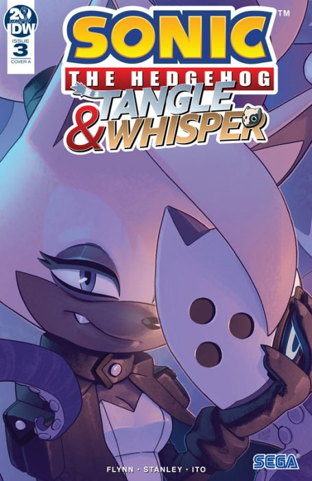Sonic the Hedgehog - Tangle & Whisper #3