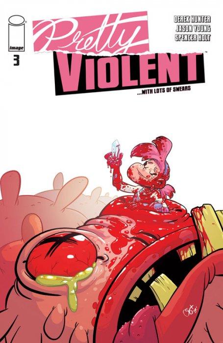 Pretty Violent #3