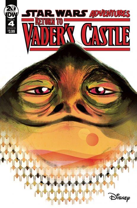 Star Wars Adventures - Return to Vader's Castle #4