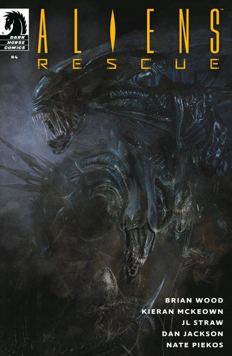 Aliens - Rescue #4