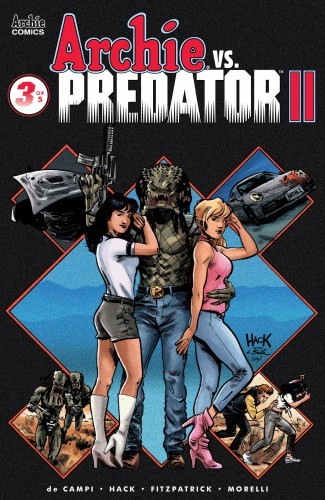 Archie vs. Predator II #3