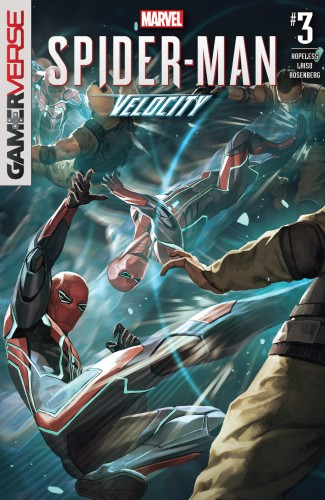 Marvel's Spider-Man - Velocity #3