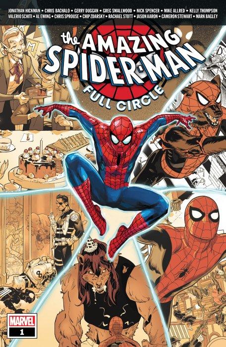 Amazing Spider-Man - Full Circle #1