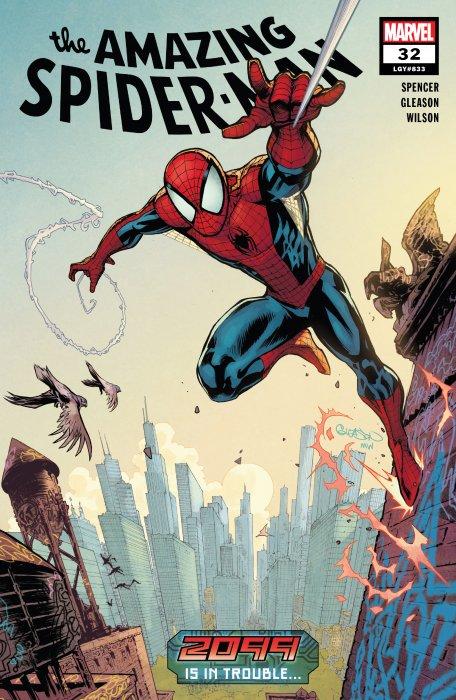 Amazing Spider-Man #32