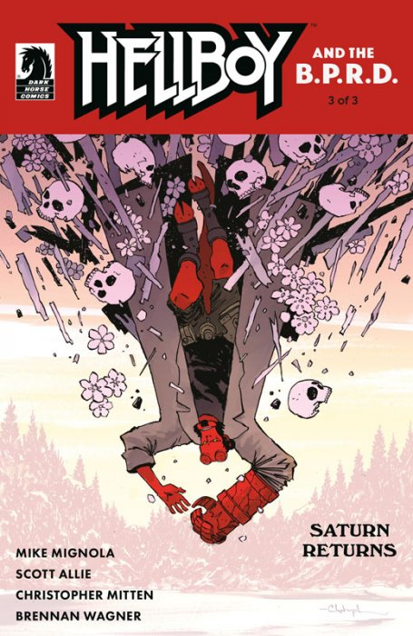 Hellboy and the B.P.R.D. - Saturn Returns #3