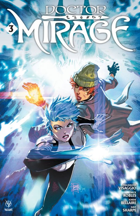 Doctor Mirage #3