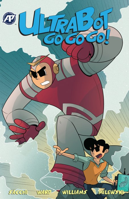 Ultrabot GO GO GO #1