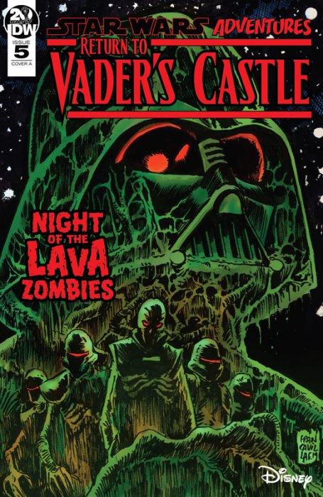 Star Wars Adventures - Return to Vader's Castle #5