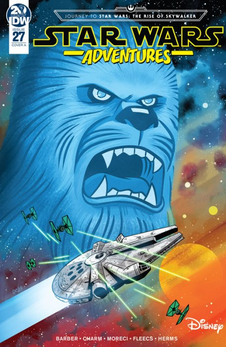 Star Wars Adventures #27