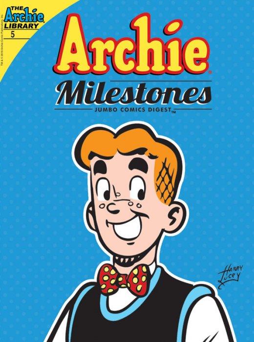 Archie Milestones Comics Digest #5