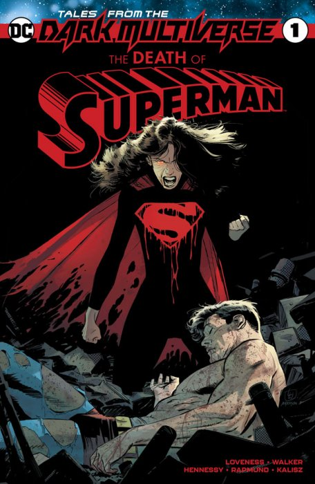 Tales From The Dark Multiverse - Death Of Superman  #1