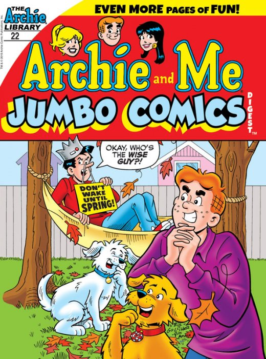 Archie and Me Comics Digest #22