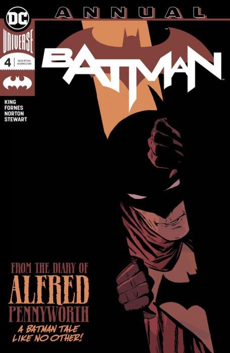 Batman Vol.3 Annual #4