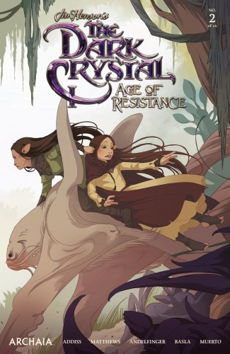 Jim Henson's Dark Crystal - Age Of Resistance #2