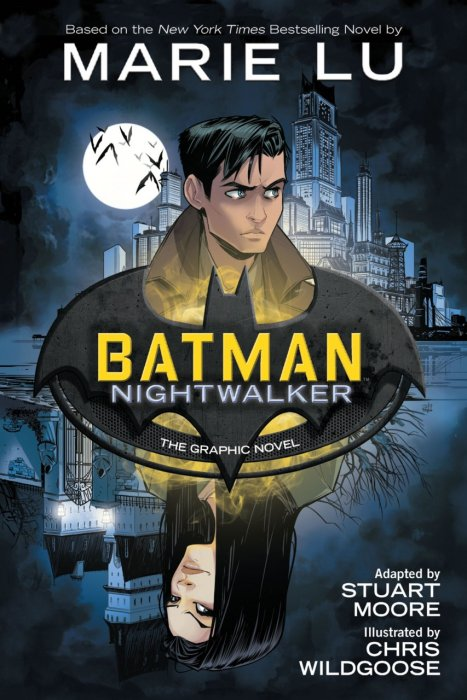 Batman - Nightwalker - The Graphic Novel #1 - GN