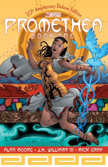 Promethea - The 20th Anniversary Deluxe Edition Book 1