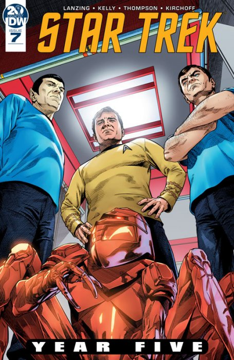 Star Trek - Year Five #7