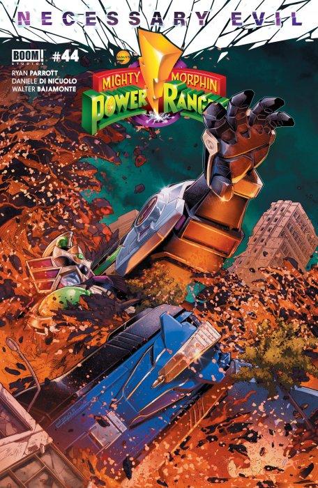 Mighty Morphin' Power Rangers #44