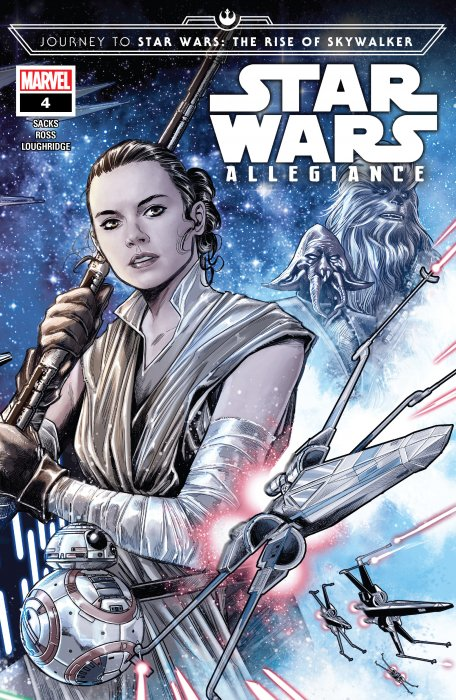 Journey To Star Wars - The Rise Of Skywalker - Allegiance #4