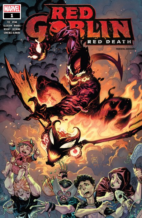 Red Goblin - Red Death #1