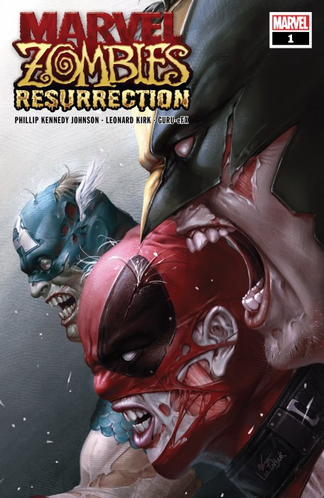 Marvel Zombies - Resurrection #1
