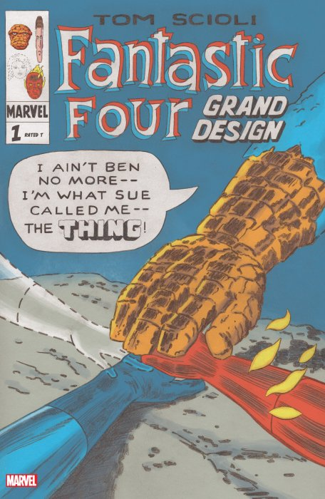 Fantastic Four - Grand Design #1