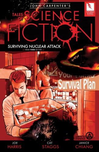 John Carpenter's Tales of Science Fiction - SURVIVING NUCLEAR ATTACK #3