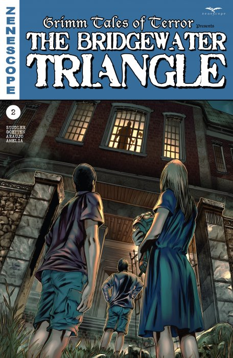 Grimm Tales of Terror presents the Bridgewater Triangle #2