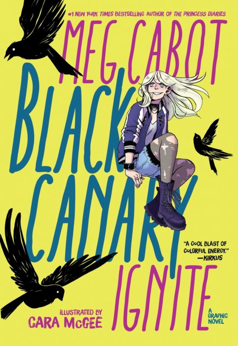 Black Canary - Ignite #1 - GN