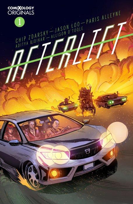 Afterlift #1