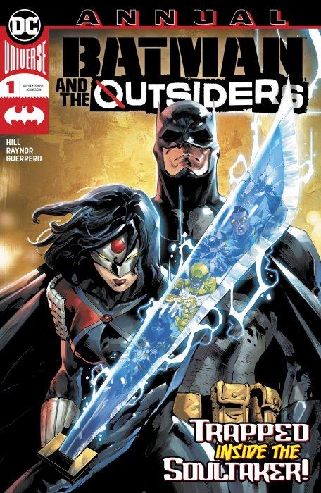Batman & the Outsiders Annual #1