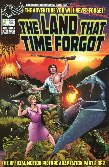 Land that Time Forgot - The Official Motion Picture Adaptation #2